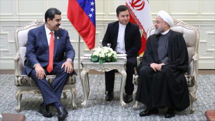 Irán y Venezuela ensalzan fracaso de complots de EEUU en su contra