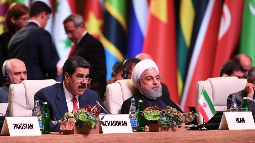 Maduro advierte de esquema económico impulsado por EEUU y FMI