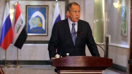 Rusia rechaza idea de 'zona segura' en Siria controlada por OTAN