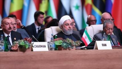 Irán: EEUU libra grandes guerras para mantener su hegemonía