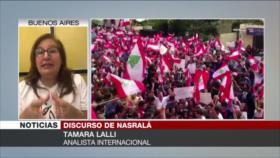 Lalli: Los libaneses están hartos de un sistema económico 'caduco'