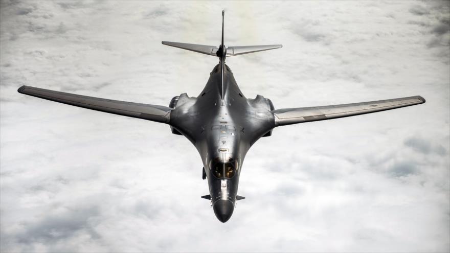 EEUU envía bombarderos a Arabia Saudí como parte de su militarismo