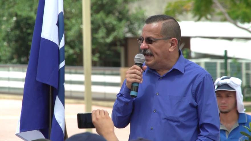 Líder sindical declara ante fiscalía en Costa Rica