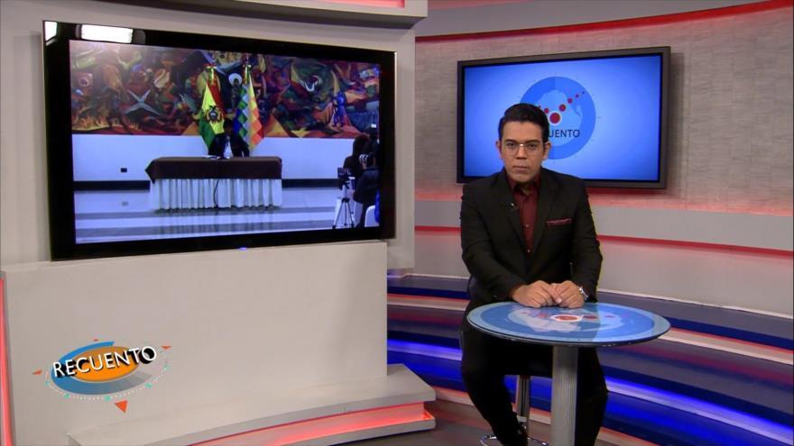 Recuento: Estallido social en Chile