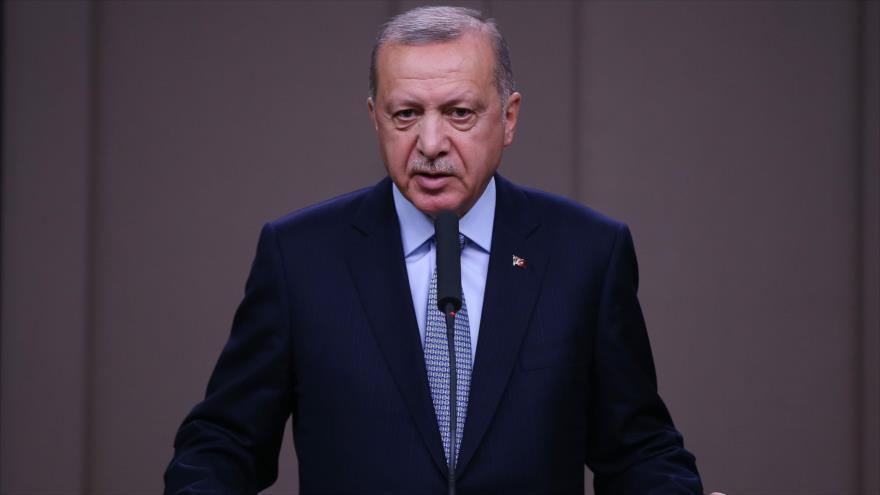 Erdogan amenaza con más ataques a Siria si fracasa pacto con Rusia   HISPANTV
