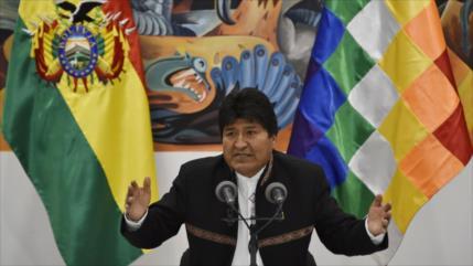MNOAL pide que se respete el resultado electoral en Bolivia