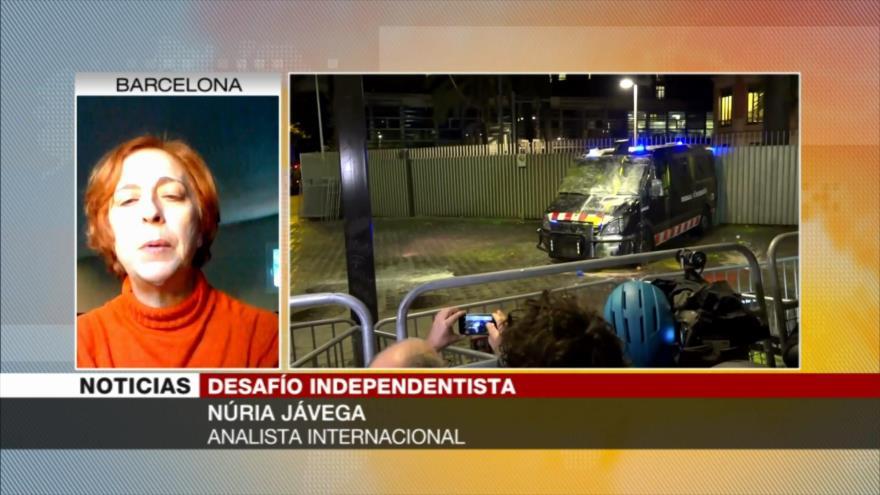 Jávega: No hay condiciones para un nuevo referéndum en Cataluña
