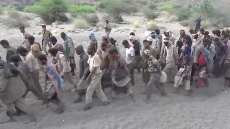 Ansarolá anuncia canje de 7000 presos con mercenarios saudíes | HISPANTV