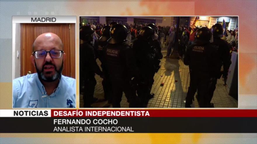 Cocho: Diálogo político es única solución al tema de Cataluña