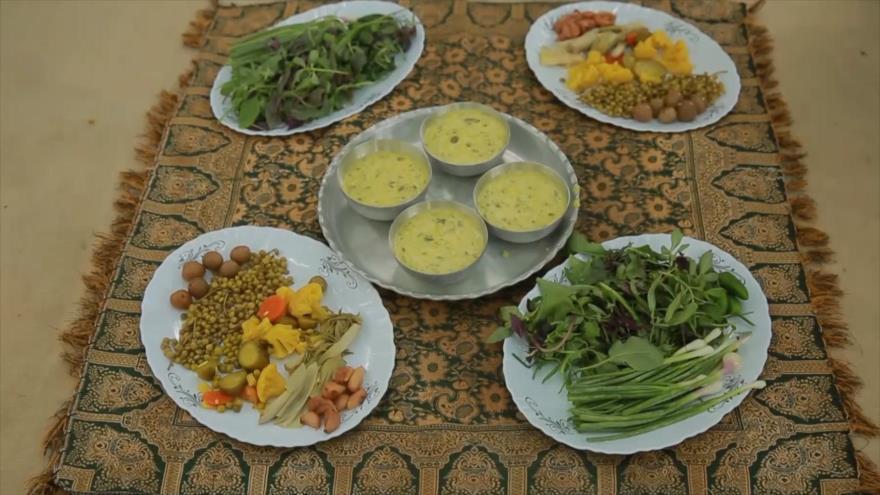 Irán: Comidas y bebidas tradicionales de Kohkiluye y Boyer-Ahmad