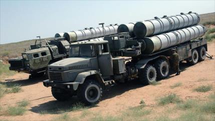 Vídeo: Rusia despliega por primera vez S-300 cerca de Afganistán