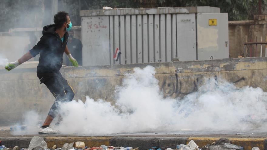 Hezbolá iraquí: EEUU es promotor de corrupción y caos en Irak   HISPANTV