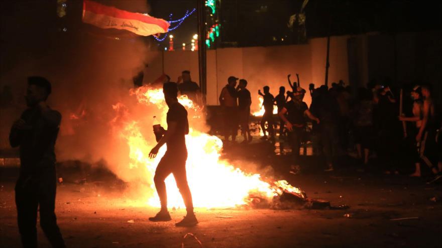 Culpan a EEUU e Israel por caos y discordia en Irak | HISPANTV