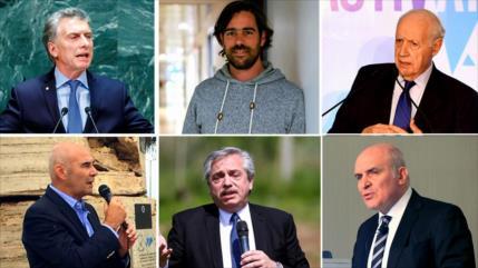 Detalles del proceso electoral en Argentina