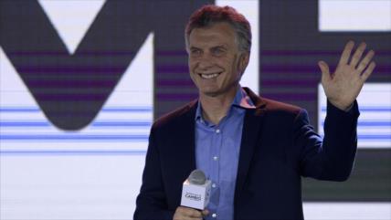 Macri reconoce victoria de Fernández en elecciones argentinas