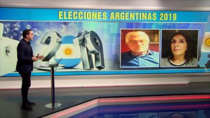 Programa especial de HispanTV sobre elecciones en Argentina