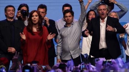 Países latinoamericanos felicitan a Fernández por su elección