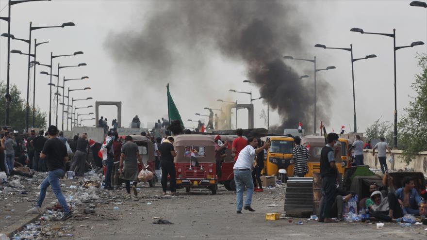Irak, entre demandas legítimas y violencia de infiltrados armados | HISPANTV