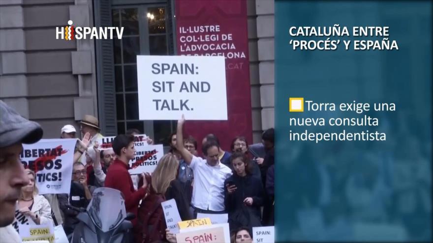 PoliMedios: Cataluña entre 'procés' y España