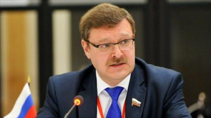 "Rusia tacha de ""vergonzoso"" el anuncio de EEUU sobre líder de EIIL"