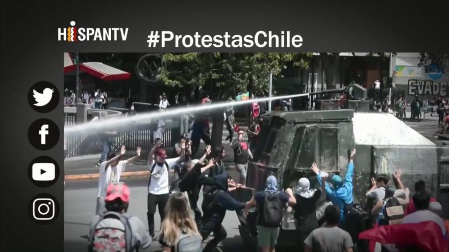 Etiquetaje: Protestas en Chile