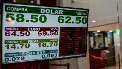 Argentina endurece control cambiario para evitar fuga de divisas