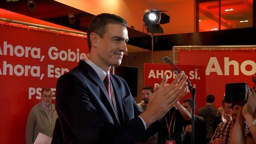 PSOE y PP lideran la intención de voto en España