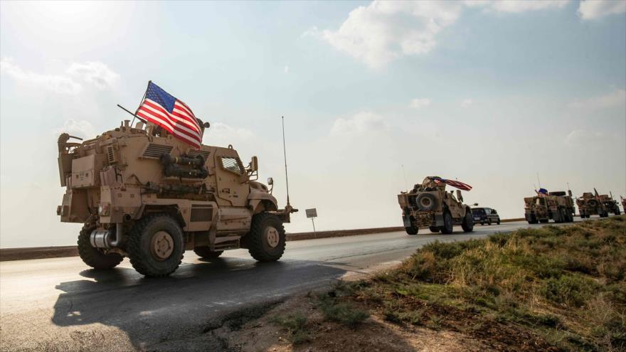 Vídeo: Fuerzas estadounidenses vuelven a Siria bien equipadas | HISPANTV