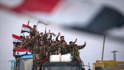 Ejército sirio sella más de 90 kilómetros de fronteras con Turquía