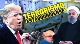 Detrás de la Razón: Trump usa terrorismo para matar de hambre a Irán