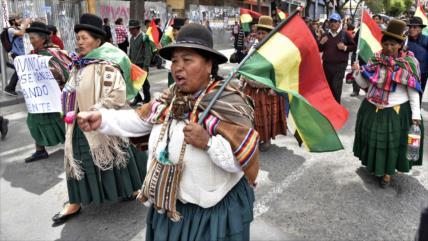 La ONU lanza una llamada 'urgente' a la pacificación en Bolivia