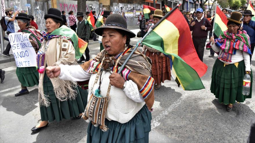 La ONU lanza una llamada 'urgente' a la pacificación en Bolivia | HISPANTV
