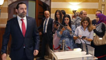 """EEUU insta a formar """"urgentemente"""" un nuevo Gobierno en El Líbano"""