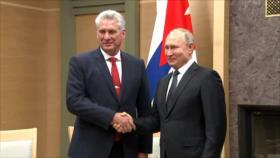Cuba anuncia lazos estratégicos con Rusia pese a negativa de EEUU