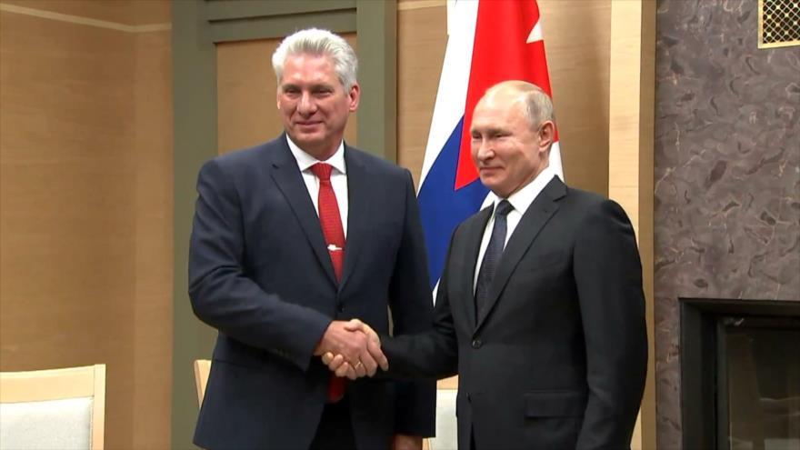 Cuba anuncia lazos estratégicos con Rusia pese a negativa de EEUU | HISPANTV