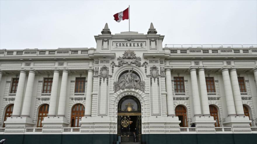 Congreso de la República del Perú en Lima, la capital