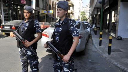 El Líbano detiene a un espía israelí en medio de protestas