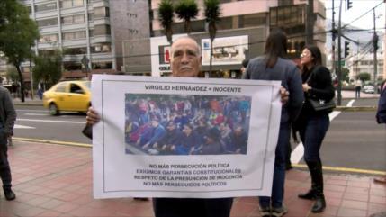 CIDH verifica violaciones a los derechos humanos en Ecuador