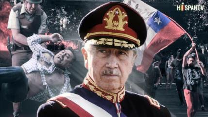 Chile, bajo el terrorismo de Estado y el crimen contra los DDHH
