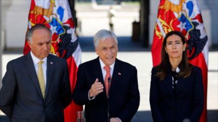 Chile anula cumbres de APEC y de clima por el estallido social