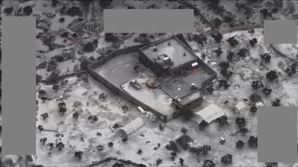 EEUU publica los primeros vídeos de operación contra Al-Bagdadi