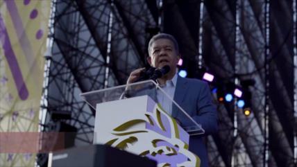 Debate en R. Dominicana por candidatura de expresidente Fernández