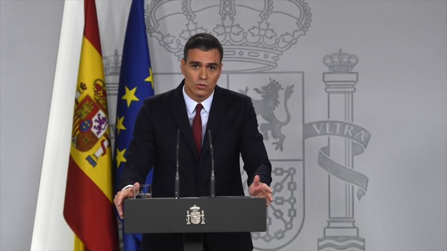 Junta Electoral española abre expediente sancionador contra Sánchez | HISPANTV