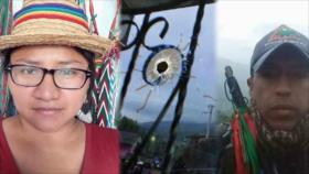 Continúan las masacres de los indígenas en Colombia