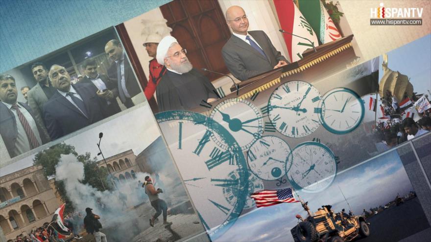 10 Minutos: Protestas en Irak