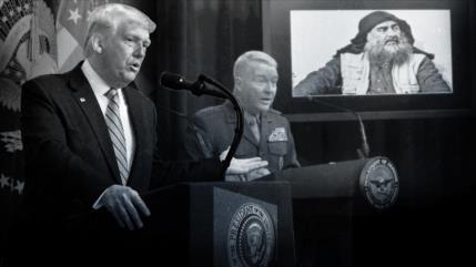 ¡Pentágono desmiente versión de Trump sobre muerte de Al-Bagdadi!