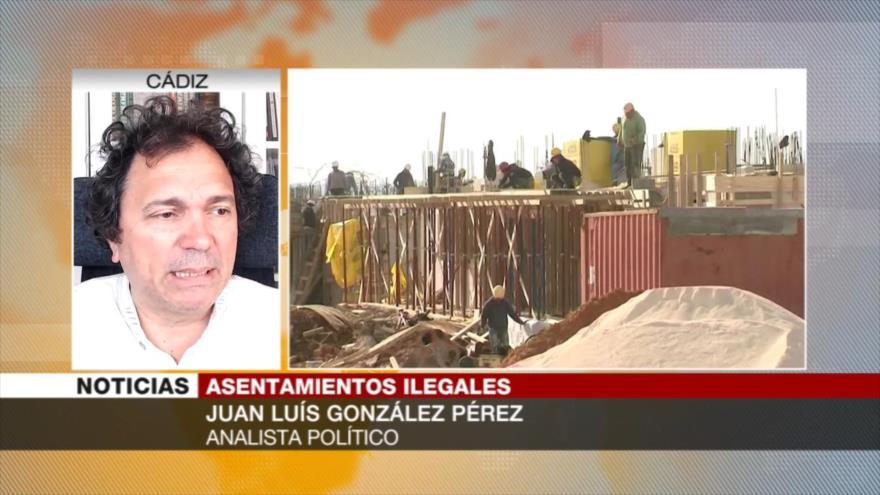 González: Israel tiene el permiso de EEUU para construir colonias