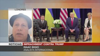 """Bigio: El impeachment contra Trump no será nada """"fácil"""""""