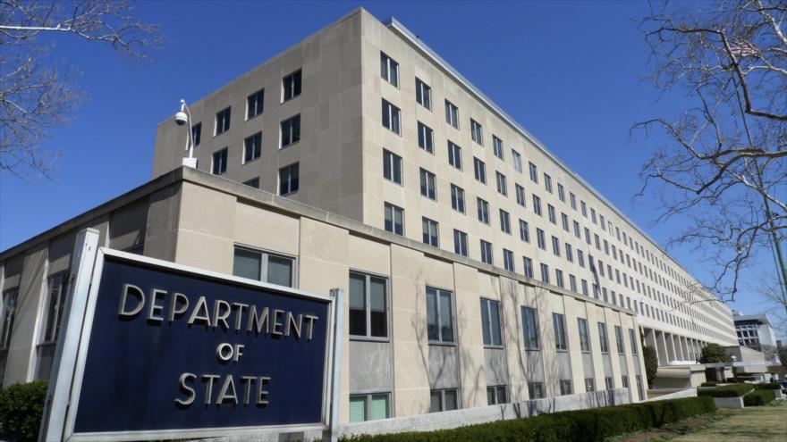La sede del Departamento de Estado de Estados Unidos en Washington.