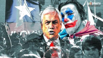 Chile: Casta trata de salvar modelo frente a un pueblo que despertó